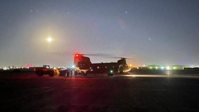 • شبهنظامیان مورد حمایت ایران در عراق مظنون به حمله پهپادی اخیر علیه پایگاه هوایی اربیل هستند