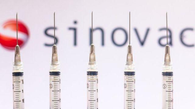 總部在北京的科興生物研發克爾來福新冠病毒疾病疫苗(Credit: Getty Images)