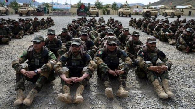 افغان پوځ