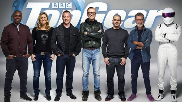 Eddie Jordan and Sabine Schmitz join Top Gear line-up