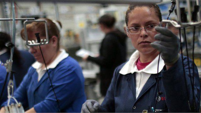 Fábrica de Bosch en México