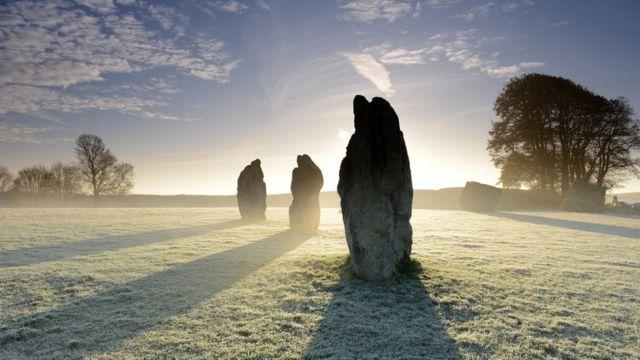 Камни в Авербюри