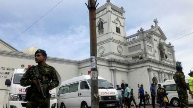 श्रीलंका, बॉम्बस्फोट