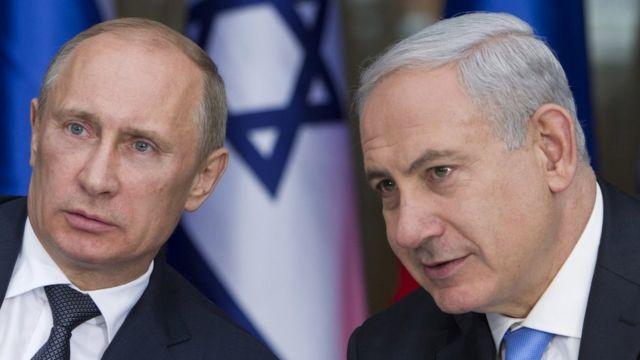 President Putin and Prime Minister Netanyahu.