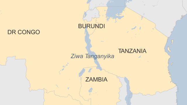 Ikiyaga Tanganyika