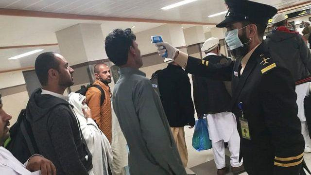 پاکستان میں سکرینگ