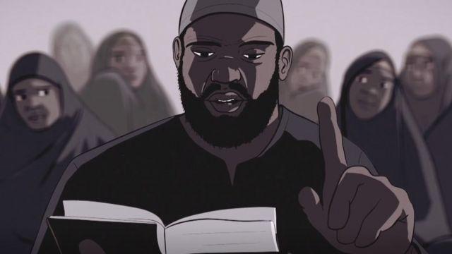 कॅम्पमध्ये कुराण शिकवलं जायचं