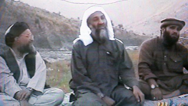 Ayman al Zawahiri y Osama Bin Laden en 2002.
