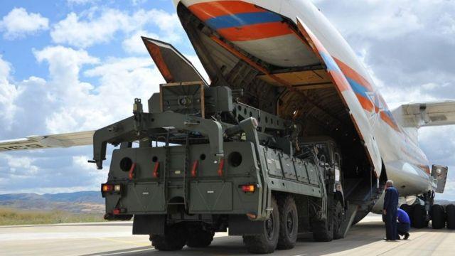 S-400'lerin Türkiye'de etkinleştirilmesi ertelendi