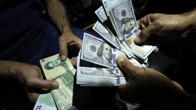 riyal ve dolar