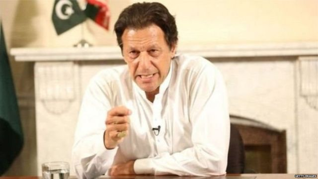 इमरान ख़ान, पाकिस्तानी प्रधानमंत्री