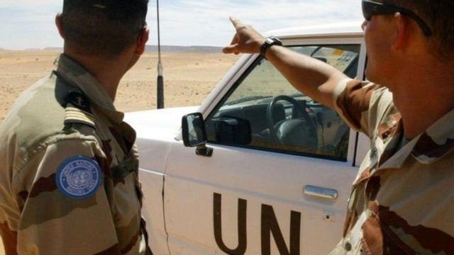La Minurso (mission de l'ONU) a été mise en place il y a 25 ans pour superviser l'accord de cessez-le-feu au Sahara occidental.