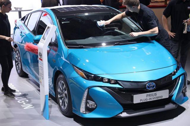 Гибрид Toyota