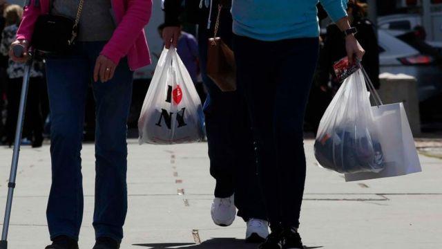 प्लास्टिक पिशवी