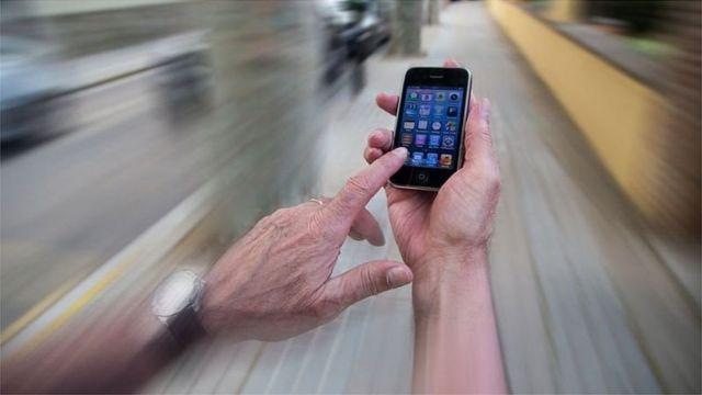 عام سیل فون کی سپیڈ اس ریکارڈ سے لاکھوں گنا کم ہے