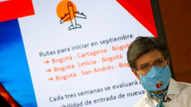 Vuelos en Colombia