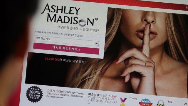 Ashley Madison infidelity site's customer data stolen