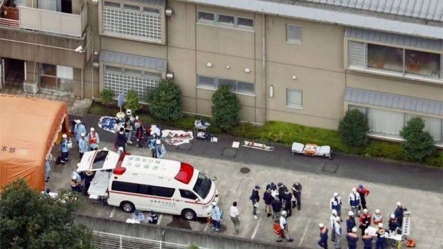 Sería el peor el apuñalamiento en masa en Japón en los últimos años.