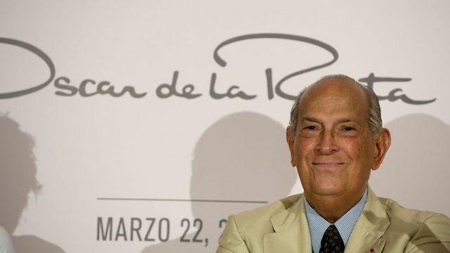 Оскар де ла Рента