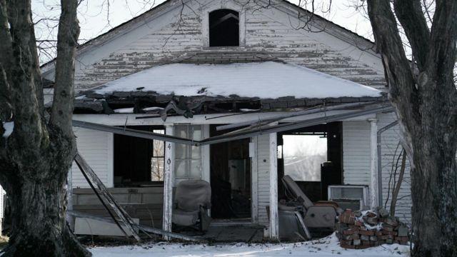 La casa de Bobbie Jo Stinnett