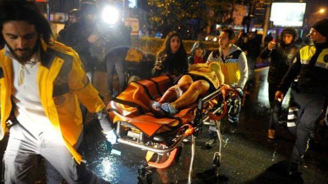 ضحايا هجوم اسطنبول