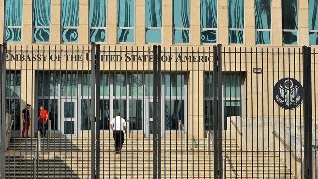 امریکی سفارتخانہ