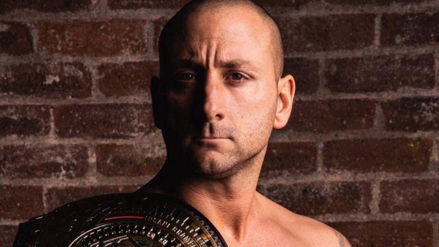 British wrestling champion Lionheart dies