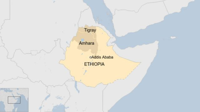 Refugee exodus to Sudan swells as war crimes feared in Ethiopia's Tigray