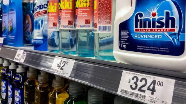 Argentina reporta una inflación de 47% en 2018, la más alta en 27 años -  BBC News Mundo