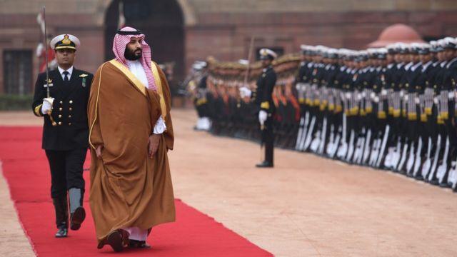 محمد بن سلمان ظرف شش روز از پاکستان، هند و چین دیدار کرد