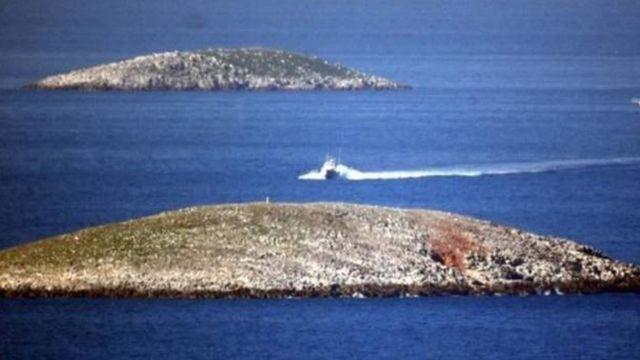 Kardak adası