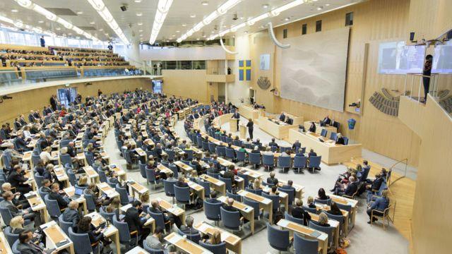 Parlamento sueco