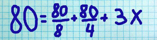 Equação simples