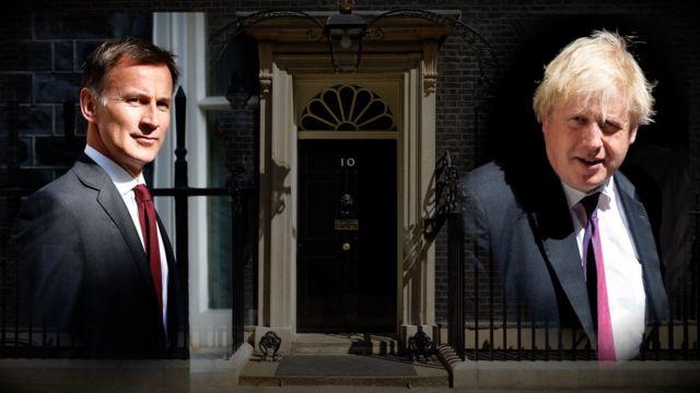 Tory leadership: Stage set for Johnson v Hunt