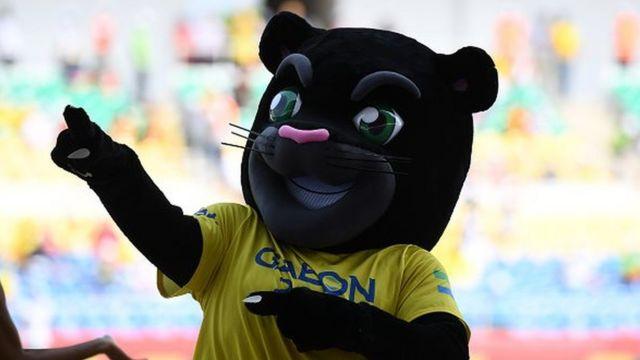 La mascotte de la CAN 2017
