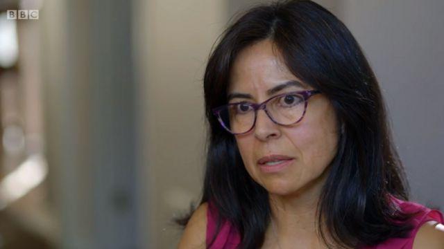 Margarita, madre de Juan Torres
