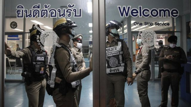 Wasawat Lukharang/BBC Thai