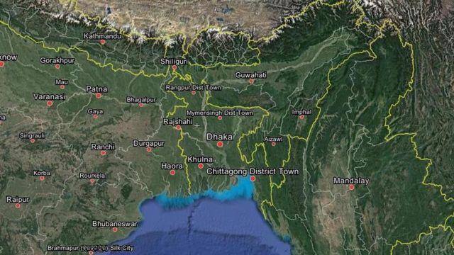 বাংলাদেশ ভারত নেপাল