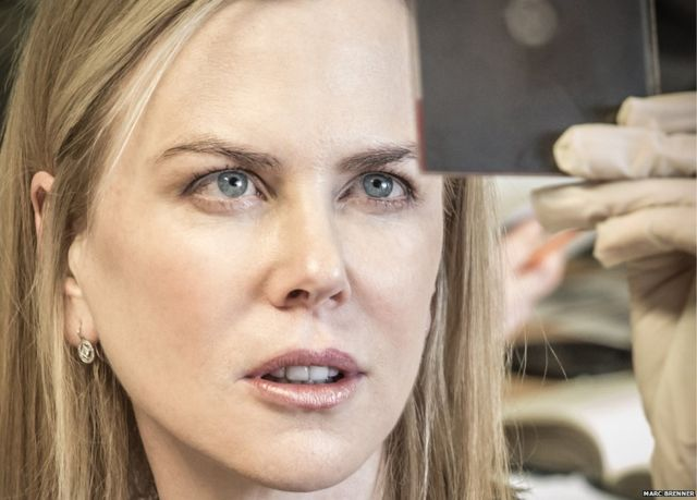 Nicole Kidman pays tribute to father in Photograph 51