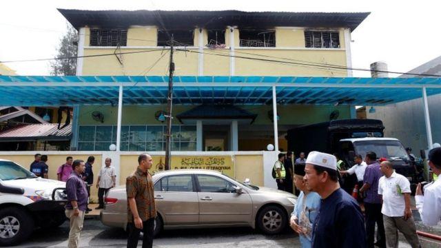 Di Tahfiz Darul Quran Ittifaqiyah school for Kuala Lumpur, Malaysia