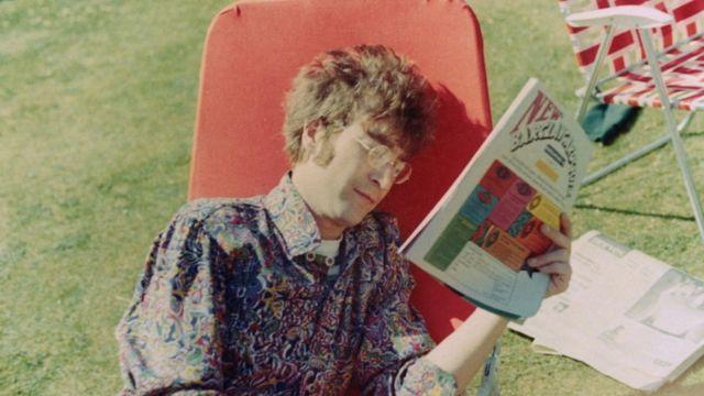 Джон Леннон 1967 год
