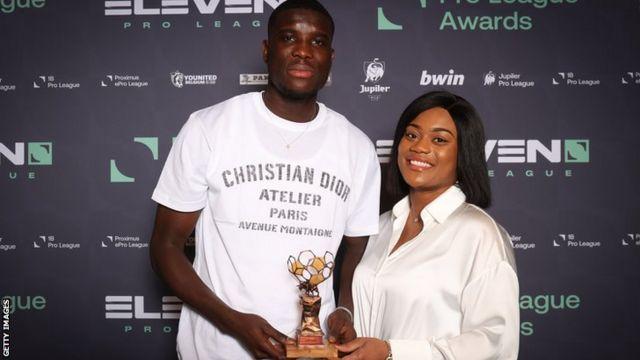 Paul Onuachu Named Belgian Professional Footballer Of The Year    PEAKVIBEZ
