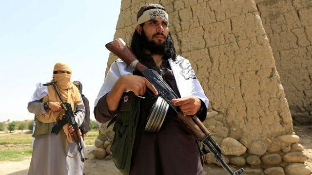 Taliban güçleri