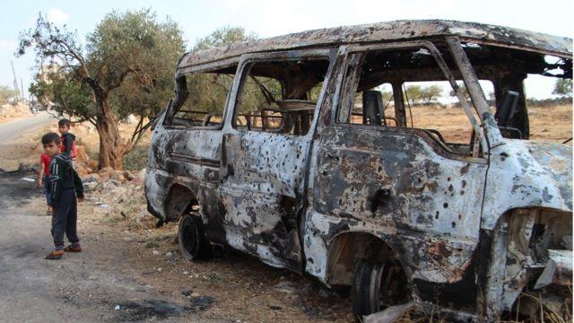 Деревня Бариша подверглась ракетному удару американских вертолетов в воскресенье