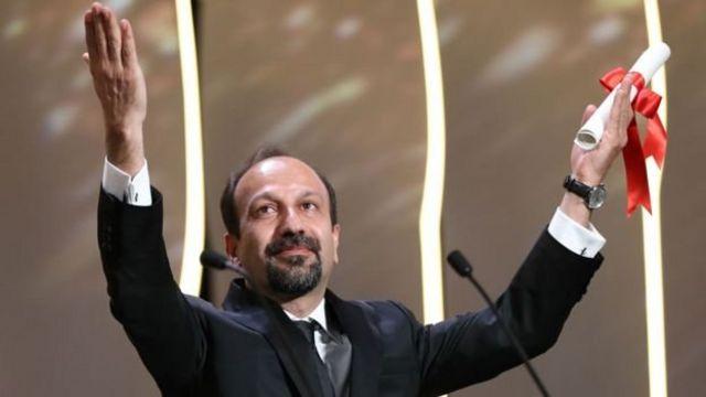 นายอัสการ์ ฟาร์ฮาดี ผู้กำกับภาพยนตร์ชาวอิหร่าน