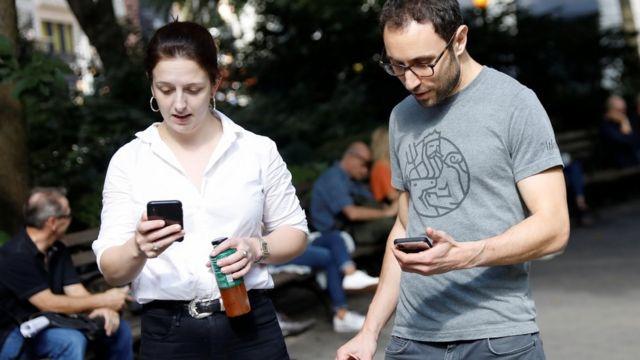 La alerta fue recibida de forma casi simultánea en más de 200 millones de celulares.