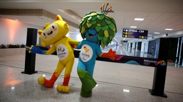 オリンピックマスコット