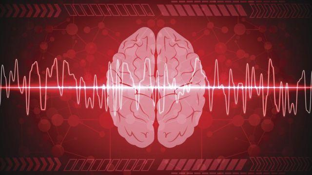 Рисунок мозга