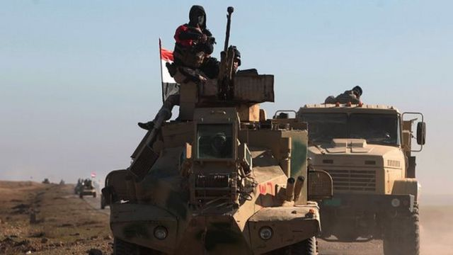 معركة استعادة الموصل