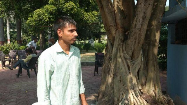 Ramashankar Yadav's Son